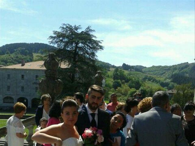 La boda de David y Vero en Azpeitia, Guipúzcoa 5