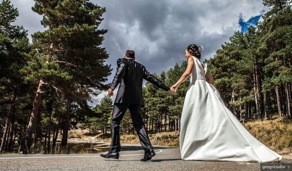 La boda de Ruben y Sonia en Ávila, Ávila