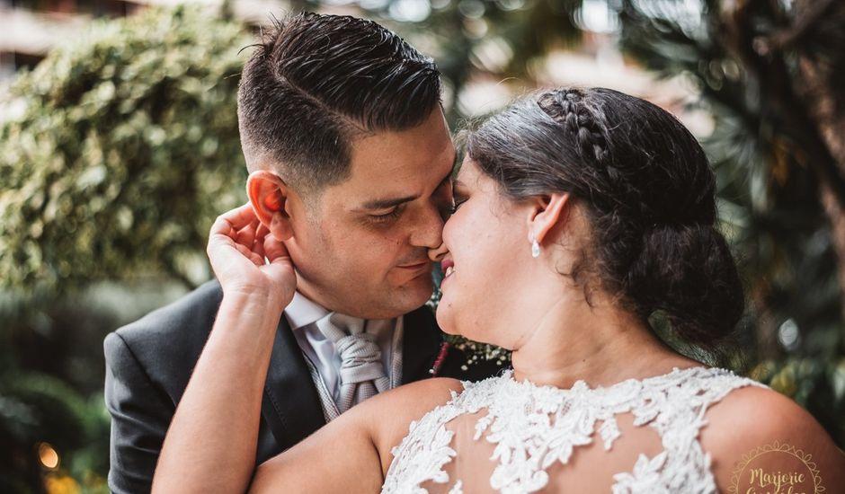 La boda de Aaron y Darlenys en Santa Cruz De Tenerife, Santa Cruz de Tenerife