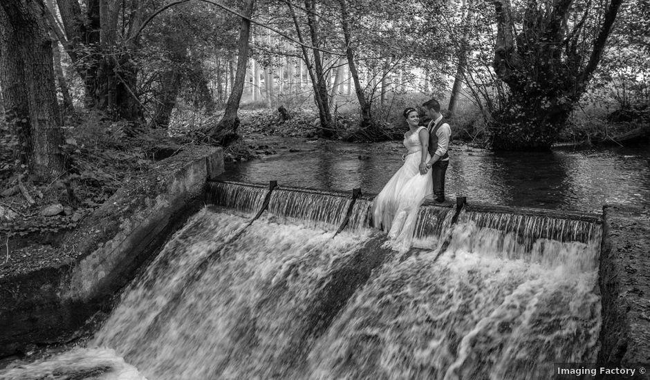La boda de Jony y Monica en Vilamartin De Valdeorras, Orense