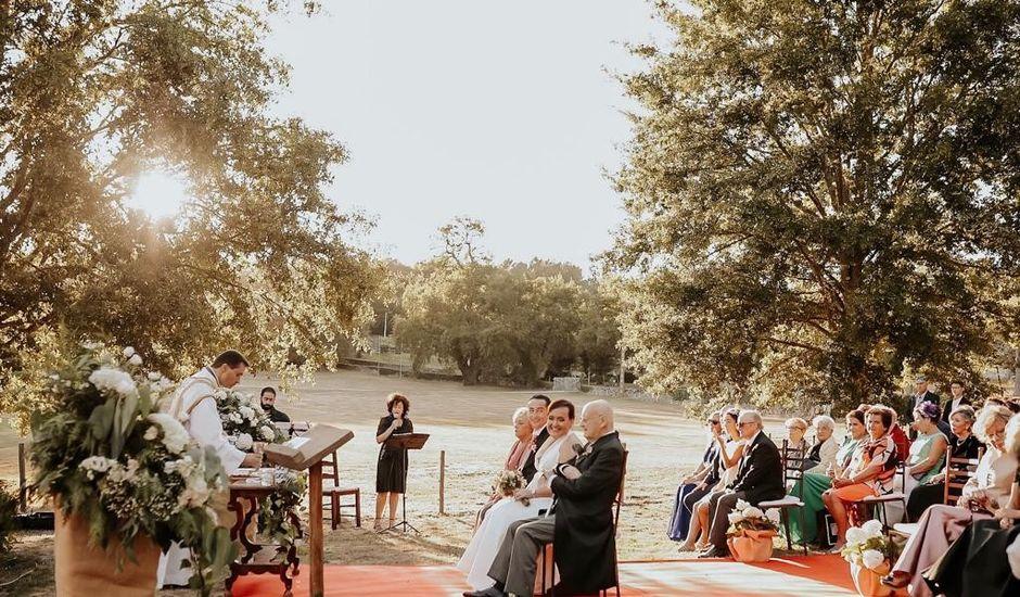 La boda de Juan y Isabel en Ourense, Orense