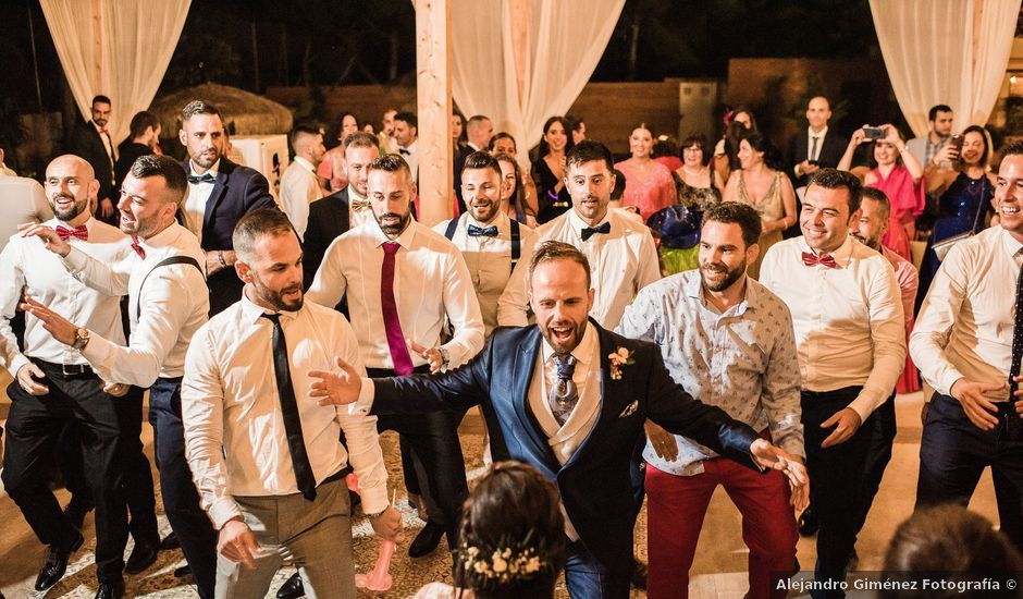 La boda de Conchi y Julio en Alacant/alicante, Alicante
