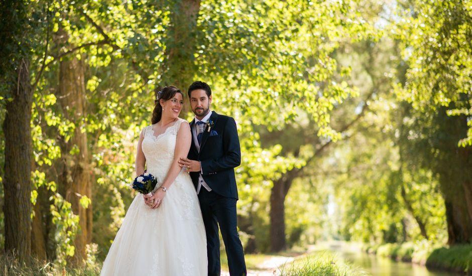 La boda de Roberto y Irene en Nieva, Segovia