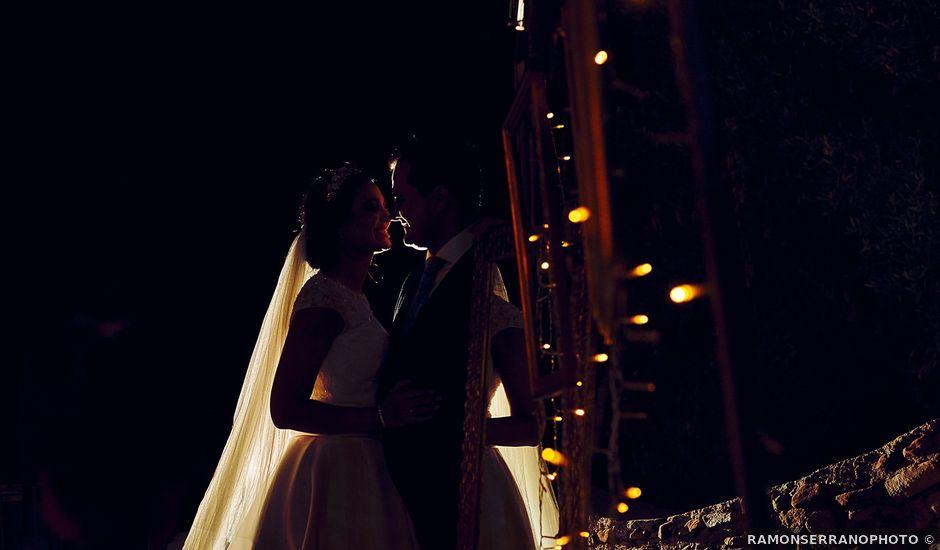 La boda de Sergio y Fatima en Higuera La Real, Badajoz