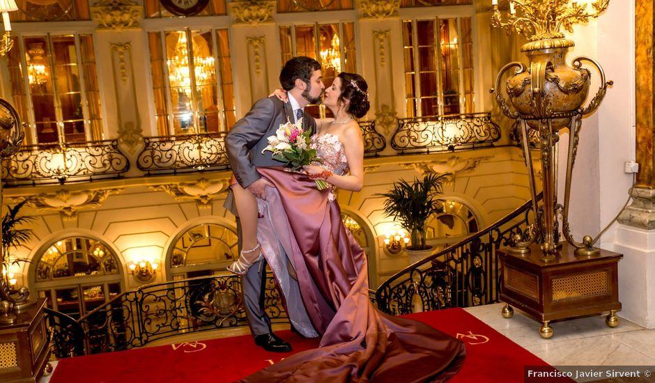 La boda de Alberto y Sandra en Madrid, Madrid