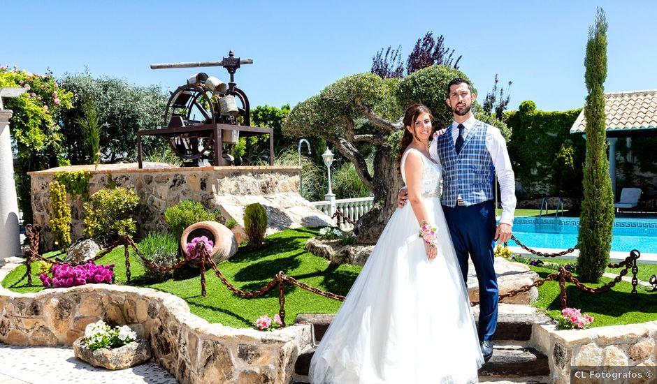 La boda de Sandra y Gabriel en Illescas, Toledo