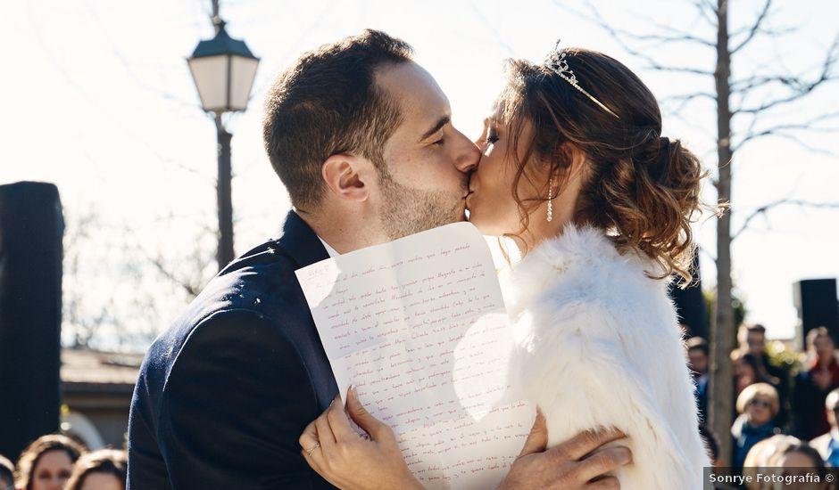 La boda de David y Juani en Miraflores De La Sierra, Madrid
