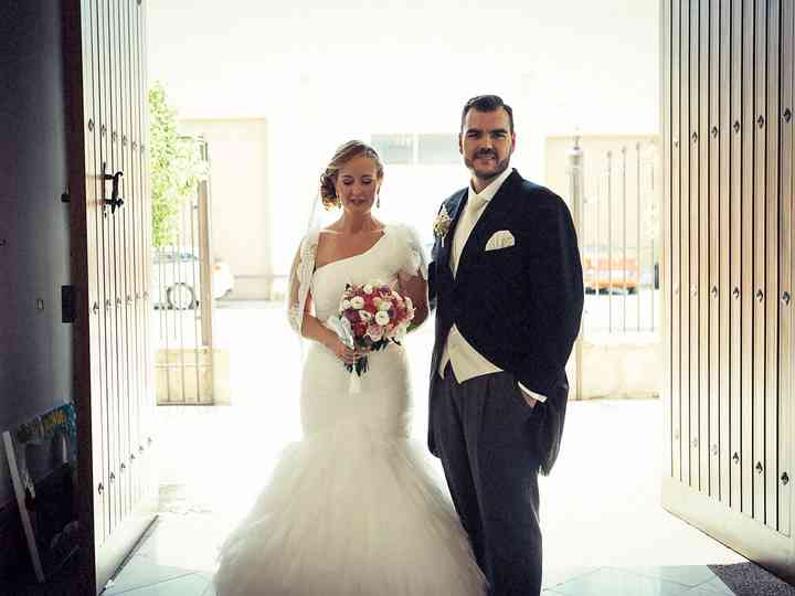La boda de Rosa y Manolo