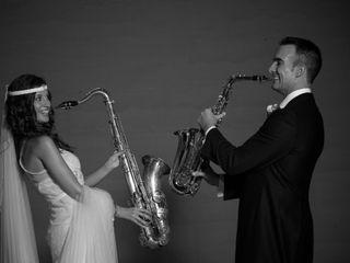 La boda de Elisabeth y Antonio