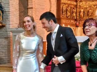 La boda de Susana y Pedro