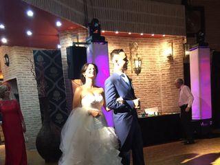 La boda de Viky y Dani 1