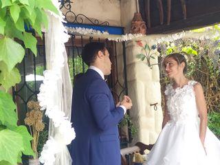 La boda de Yaiza y Mario