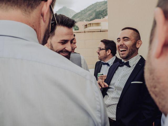 La boda de Antonio y Sandra en Altea, Alicante 28