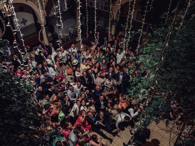La boda de Antonio y Sandra en Altea, Alicante 131