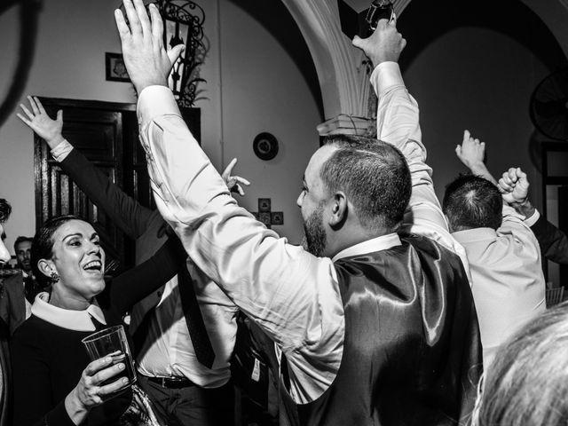 La boda de Antonio y Sandra en Altea, Alicante 132