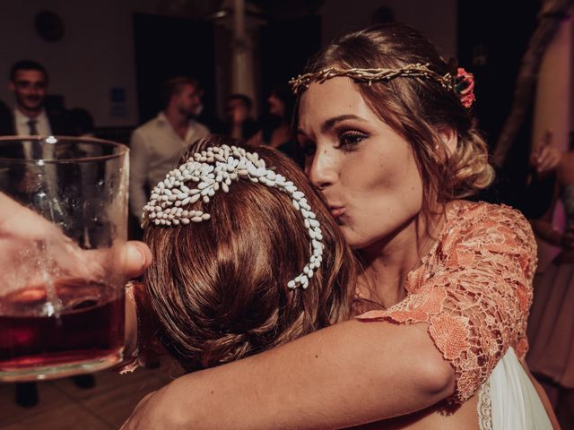 La boda de Antonio y Sandra en Altea, Alicante 134