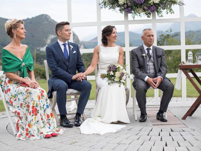 La boda de Emilio y Cristina en Las Caldas, Asturias 22