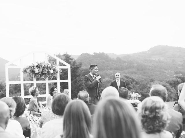 La boda de Emilio y Cristina en Las Caldas, Asturias 25