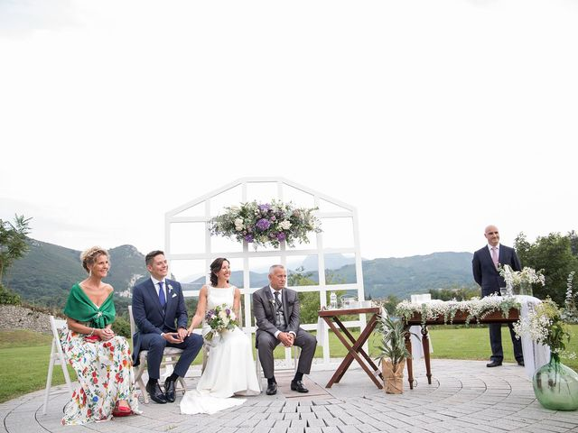La boda de Emilio y Cristina en Las Caldas, Asturias 32