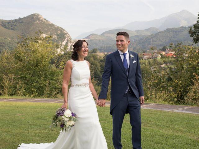 La boda de Emilio y Cristina en Las Caldas, Asturias 34