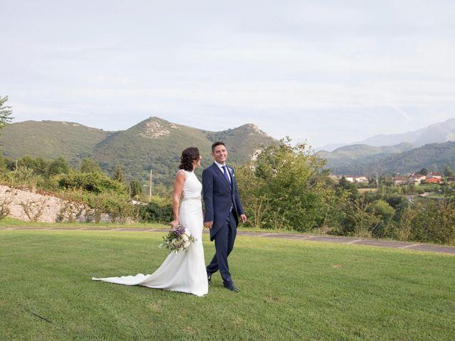 La boda de Emilio y Cristina en Las Caldas, Asturias 45