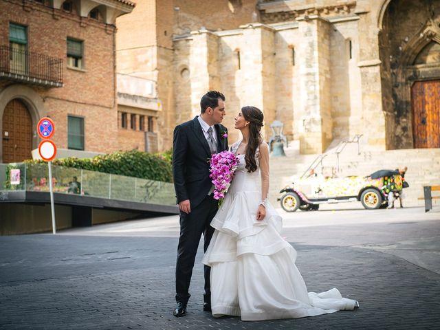 La boda de Jaume y Roser en Vila-sana, Lleida 2