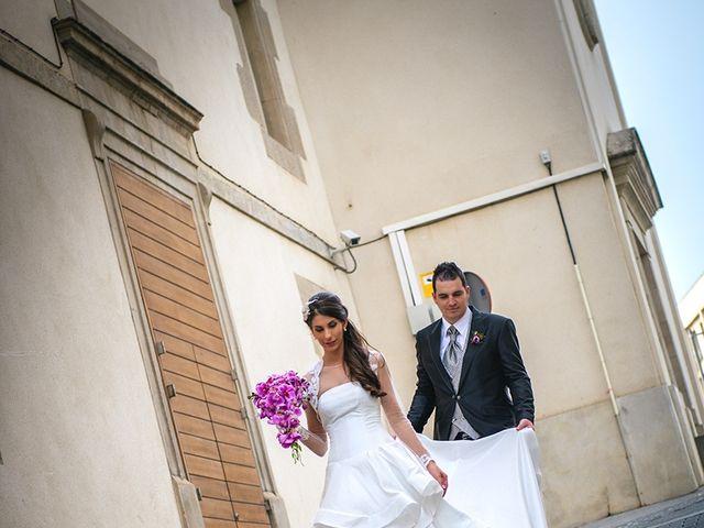 La boda de Jaume y Roser en Vila-sana, Lleida 3
