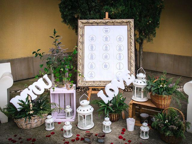 La boda de Jaume y Roser en Vila-sana, Lleida 22