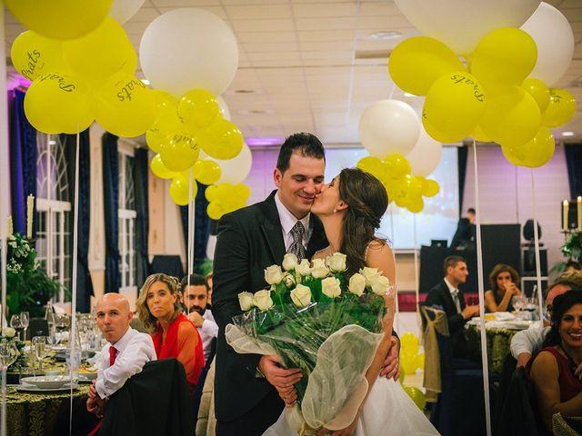 La boda de Jaume y Roser en Vila-sana, Lleida 37
