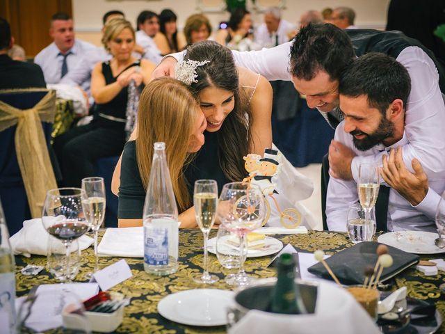 La boda de Jaume y Roser en Vila-sana, Lleida 43
