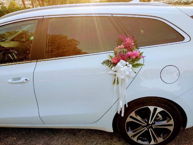 La boda de  Salva  y Andrea en Benaguasil, Valencia 2