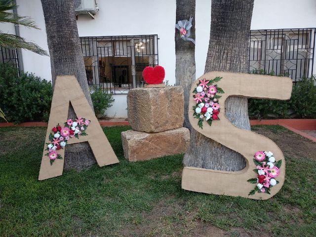 La boda de  Salva  y Andrea en Benaguasil, Valencia 6