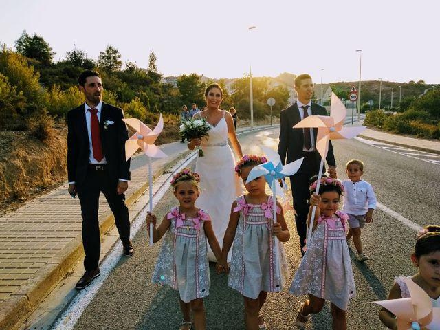 La boda de  Salva  y Andrea en Benaguasil, Valencia 8