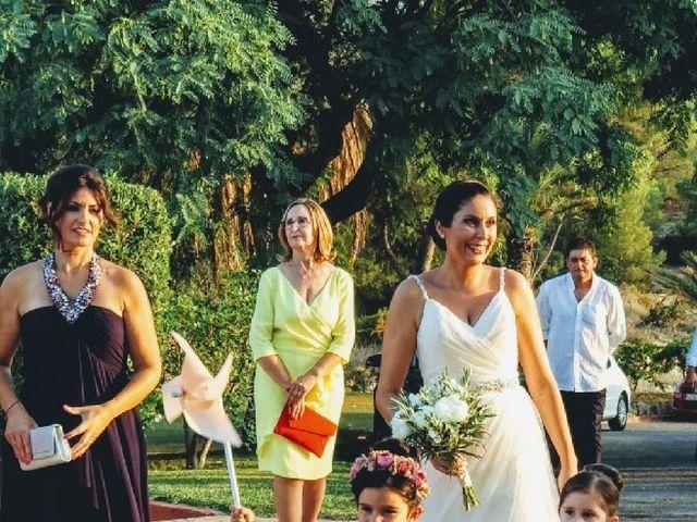 La boda de  Salva  y Andrea en Benaguasil, Valencia 9
