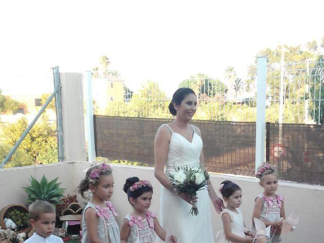 La boda de  Salva  y Andrea en Benaguasil, Valencia 10