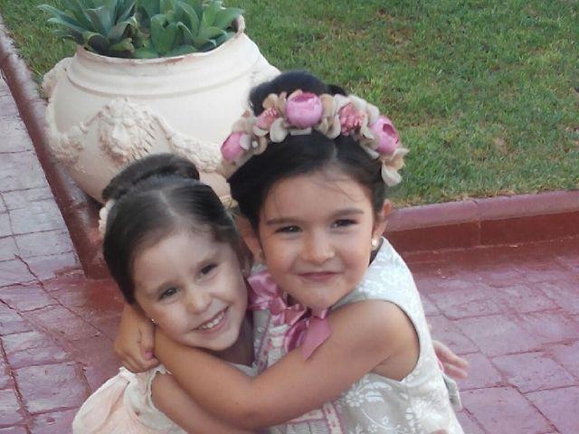 La boda de  Salva  y Andrea en Benaguasil, Valencia 11