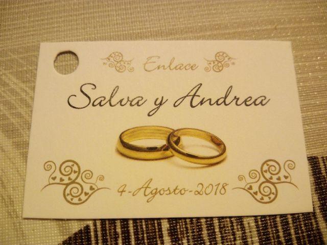 La boda de  Salva  y Andrea en Benaguasil, Valencia 14