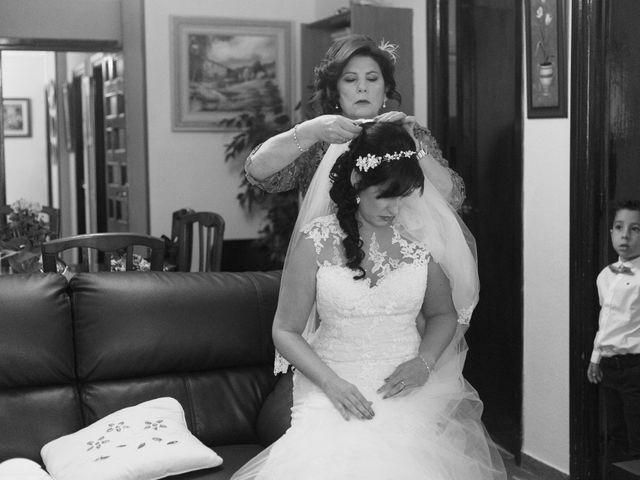 La boda de Jose Manuel y Eva Mª en Granada, Granada 11