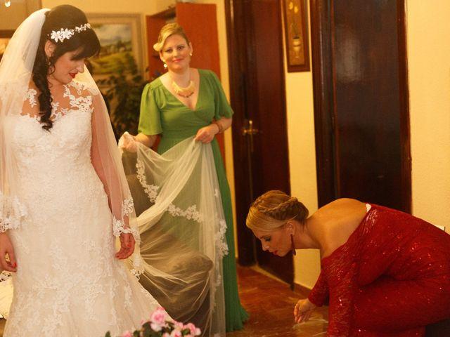 La boda de Jose Manuel y Eva Mª en Granada, Granada 13