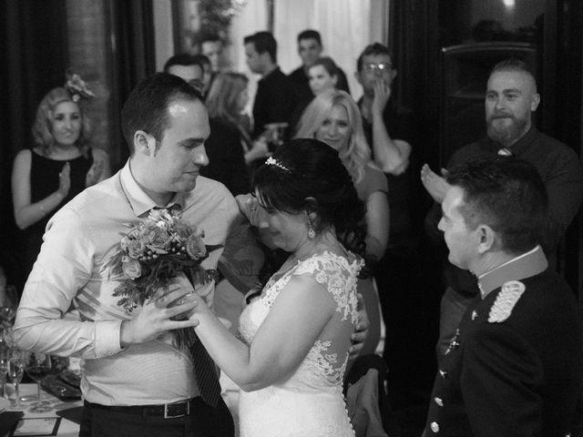 La boda de Jose Manuel y Eva Mª en Granada, Granada 15