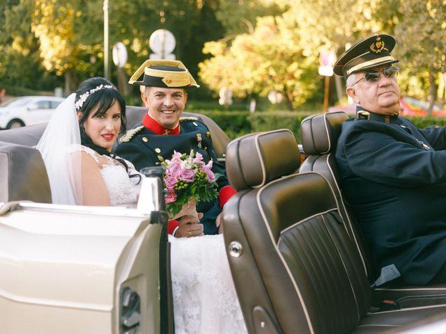 La boda de Jose Manuel y Eva Mª en Granada, Granada 16