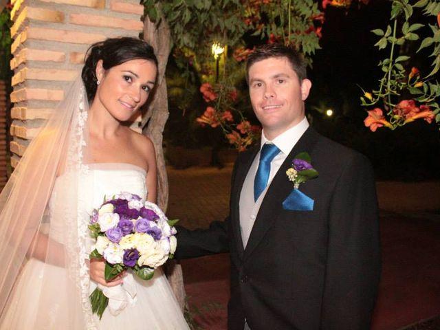 La boda de Carolina y Indalecio en Granada, Granada 3