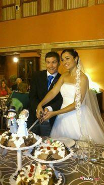 La boda de Carolina y Indalecio en Granada, Granada 5
