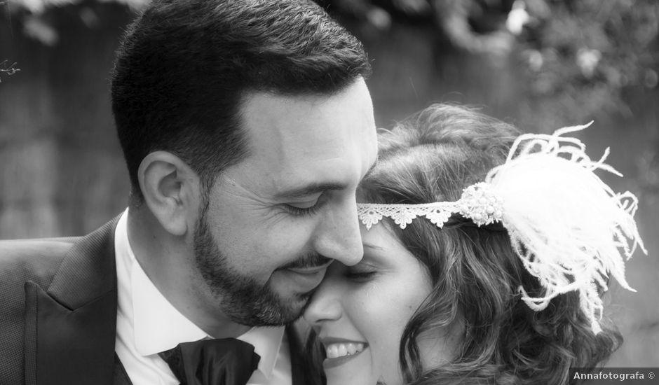 La boda de Marcos y Anabel en Teo, A Coruña