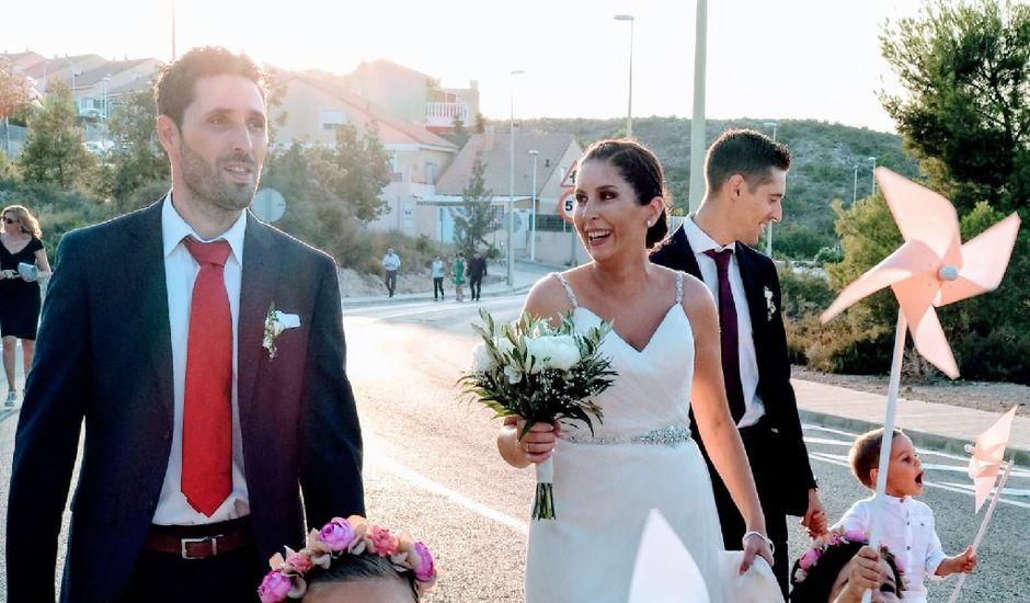 La boda de  Salva  y Andrea en Benaguasil, Valencia