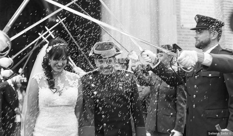 La boda de Jose Manuel y Eva Mª en Granada, Granada