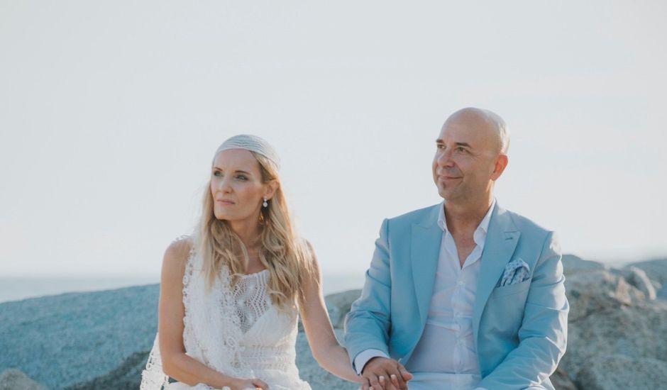 La boda de Anna y Toni en Canet De Mar, Barcelona