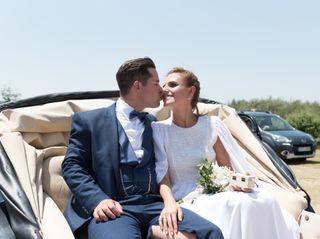 La boda de Lorena y Yago