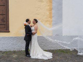 La boda de Noemí y Juan