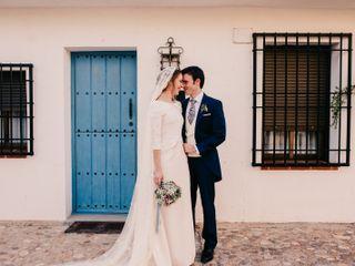 La boda de Irene y Alfonso